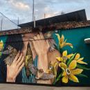 Últimos murales 2020. Um projeto de Arte urbana de ZELVA Uno - 03.01.2021