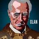 Mi Proyecto del curso: Técnicas de ilustración para retratos con Illustrator y Photoshop. Un proyecto de Ilustración, Ilustración vectorial, Ilustración digital e Ilustración de retrato de Lucas Sepulveda - 03.01.2021