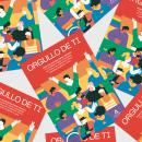 Orgullo de ti · LGTBI. A Illustration, Verlagsdesign und Plakatdesign project by Bee Comunicación - 04.01.2021