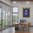 Oficinas IMEVI - Guayaquil, Ecuador. Un proyecto de 3D, Arquitectura, Arquitectura interior y Arquitectura digital de Kevin Iturralde - 13.05.2019