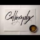 Caligrafía 2020. A Calligraph project by Sebastián Ruiz Díaz - 01.05.2021
