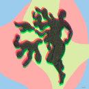 Gritar. Un proyecto de Ilustración, Ilustración digital y Teoría del color de Raquel Guirao Zaragoza - 17.10.2020