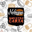 Kahuna. Um projeto de Design gráfico, Br e ing e Identidade de Delfina Mendoza - 07.01.2021