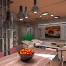 Home nº18. Un proyecto de 3D, Arquitectura interior, Diseño de interiores, Decoración de interiores, Diseño 3D e Interiorismo de Jonatan Siria Sanchez - 07.11.2020