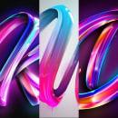 36 DAYS OF TYPE. Un proyecto de Tipografía, Modelado 3D, H y lettering de Eduardo Morgan - 08.01.2021