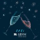 "Mc Lehm - Happy New Year . Um projeto de Design e Ilustração de Rubén Jiménez ""EL RUBENCIO"" - 12.01.2021"