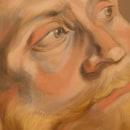 Rubens' Heads Digital Studies. Um projeto de Ilustração, Artes plásticas, Esboçado, Ilustração digital, Ilustração de retrato, Desenho de Retrato e Pintura digital de Carlos Boces Vela - 20.01.2018