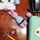 Mi Proyecto del curso: Amigurumi: creación de personajes con ganchillo. Un proyecto de Art to y Crochet de laudiaz - 16.01.2021
