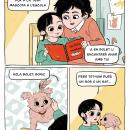 Gulliver. A Comic project by Sara Caballería - 01.18.2021