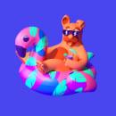 Chill-Out. Un proyecto de Ilustración digital de Emmanuel Villalobos - 18.01.2021