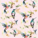 Mi Proyecto del curso: Diseño de estampados con la técnica del tresbolillo. Um projeto de Ilustração, Ilustração digital, Ilustração têxtil, Ilustração botânica e Ilustração com tinta de Laura Mizzau - 20.01.2021
