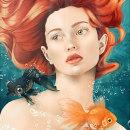 Mi Proyecto del curso: Retratos digitales de fantasía con Photoshop. Um projeto de Ilustração de retrato e Ilustração digital de Cristina González - 20.01.2021