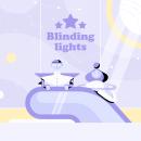 Blinding Lights. Un proyecto de Diseño, Animación, Diseño de personajes, Animación de personajes y Animación 2D de David Pou Fernández - 28.03.2020