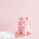 Mi Proyecto del curso: Amigurumi: creación de personajes con ganchillo. Un proyecto de Creatividad y Crochet de Ana Jiménez - 22.01.2021