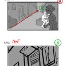 My project in Introduction to Storyboarding course. Um projeto de Animação 2D, Stor, telling, Stor e board de Laura Ewing Ferrer - 22.01.2021