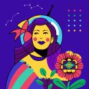 Mi Proyecto del curso: Composición creativa para ilustración con Procreate. A Illustration, and Digital Drawing project by Eduardo Martinez - 01.23.2021