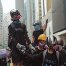 Freedom Is A Serious Crime   Hong Kong. A Motion Graphics, Video, Filmmaking, Documentar, and Photograph project by Rafa Zubiria - 05.29.2020