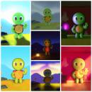 Mi Proyecto del curso: Principios de iluminación para pintura digital. Un proyecto de Ilustración, Ilustración digital e Ilustración infantil de Jesús Eduardo Liy Marin - 28.01.2021