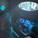 Mi Proyecto del curso: Creación de escenarios 3D desde cero en Maya. Um projeto de 3D e Decoração de interiores de Francis Castaño - 28.01.2021