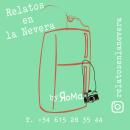 Identidad corporativa para Relatos en la Nevera. Un proyecto de Br e ing e Identidad de Ildefonso Martin - 01.04.2019