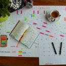 """Mi proyecto final de """"Gestión del tiempo para creadores y creativos"""". A Kreativität und Design project by Cristina R-A - 29.01.2021"""