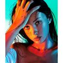 Retratos digitales. Um projeto de Desenho, Ilustração digital, Ilustração de retrato, Desenho realista e Desenho digital de antonio perez fort - 29.01.2021