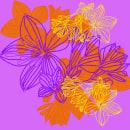 Mi Proyecto del curso: Creación de marca basada en tus propios estampados. Un projet de Br, ing et identité, Création de motifs, Illustration vectorielle et Illustration botanique de Ariela Rossel - 30.01.2021