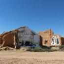 Trabajo mural - La ruina del recuerdo. Un proyecto de Arquitectura y Pintura de María Gómez-Carreño Infantes - 16.08.2020