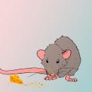 Rat Rotoscopy. Un progetto di Animazione, Animazione 2D , e Disegno digitale di Karina Raugalaite - 15.12.2020