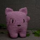 Meu projeto do curso: Amigurumi: criação de personagens com crochê. A Crochet project by larissa.moreno.silva - 02.01.2021