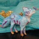 Mi Proyecto del curso: Creación de joyería con arcilla polimérica. Un proyecto de Bellas Artes de Raquel Martinez Diaz - 04.02.2021