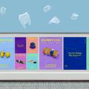 RECIRCULUM. A Motion Graphics, Animation, Mode, Bühnendekoration, Kreativität, Plakatdesign, Produktfotografie, Studiofotografie, Gastronomiefotografie, Audiovisuelle Postproduktion, Upc und cling project by Agata Bednarska - 04.02.2021