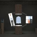 Escaparates robotizados - Inditex. Um projeto de Desenvolvimento de software, 3D Design e Design digital de David Alayón - 06.07.2019