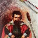 Copia de Velázquez. Um projeto de Desenho e Desenho artístico de Alonso Palomino - 08.02.2021