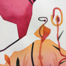 Paisajes de fin de mundo. Um projeto de Ilustração, Paisagismo e Pintura em aquarela de Laura Behnke García - 08.02.2021