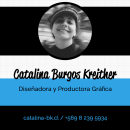 Mi Proyecto del curso: Freelance: claves y herramientas para triunfar siendo tu propio jefe. Un proyecto de Diseño, Publicidad, Consultoría creativa, Diseño editorial, Diseño gráfico, Diseño Web, Retoque fotográfico, Señalética, Creatividad, Diseño de carteles, Diseño de logotipos, Comunicación y Diseño para Redes Sociales de Catalina Burgos Kreither - 08.02.2021