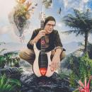 Framus | DEVIN TOWNSEND ADVERTISEMENT. Um projeto de Publicidade, Direção de arte, Retoque fotográfico, Desenho digital e Matte Painting de Paul Thureau - 01.07.2020