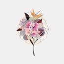 Bontánica. Un proyecto de Ilustración, Ilustración digital e Ilustración botánica de Karla Hernández / Charlötte - 09.02.2021