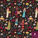 Mi Proyecto del curso: Diosas griegas. Um projeto de Pattern Design de Isabel Lara Campos - 14.02.2021