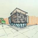 """....""""croquis"""". Um projeto de Arquitetura de Arturo Bustíos Casanova - 15.02.2021"""
