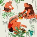 Editorial. Um projeto de Ilustração de Elizabeth Builes Carmona - 16.02.2021