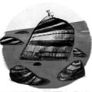 Geografías aleatorias. Um projeto de Ilustração com tinta de Elizabeth Builes Carmona - 16.02.2021