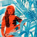 Las resistentes. Um projeto de Ilustração digital de Elizabeth Builes Carmona - 16.02.2021