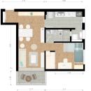 Mi Proyecto del curso: Diseño de interiores de principio a fin. Um projeto de Interiores de romasavio - 19.02.2021