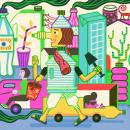 Fetafeo . Um projeto de Ilustração de Pau Masiques - 01.05.2020