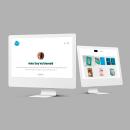Mi Proyecto del curso: Creación de una web profesional con WordPress. Un proyecto de Diseño gráfico, Diseño Web, Desarrollo Web y Gestión del Portafolio de Valeria Gemelli - 21.02.2021
