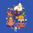 Mi Proyecto del curso: Ilustración vectorial: personalidad y color. A Vector Illustration, and Digital illustration project by Jose Soriano Contreras - 02.22.2021