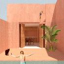 Mi Proyecto del curso: Representación gráfica de proyectos arquitectónicos. A Architecture project by Juan Carlos Pinto Cuadros - 02.23.2021