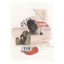 Between exaltation and waste. Um projeto de Colagem e Ilustração editorial de Sonia Otero - 26.02.2021