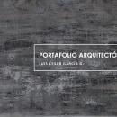 PORTAFOLIO ARQUITECTONICO. Un proyecto de Arquitectura de Luis Cesar Garcia Garcia - 27.02.2021